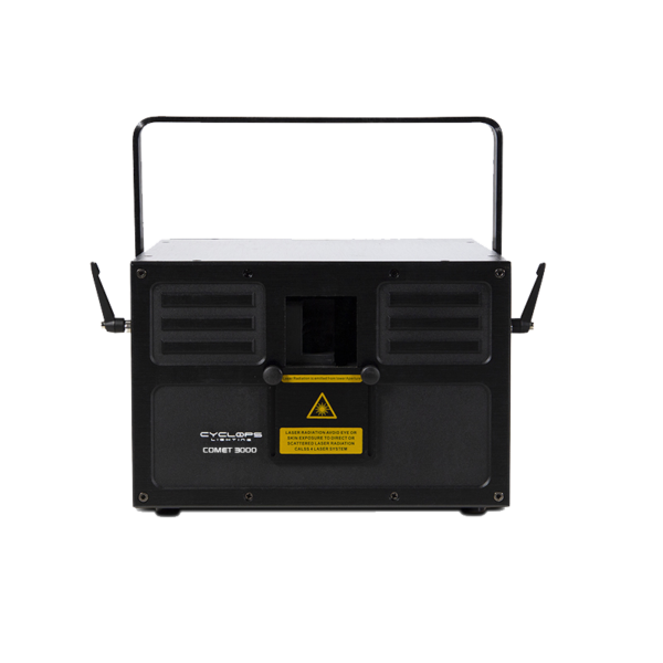 comet 3 000 laser show system with scanner front png 1
