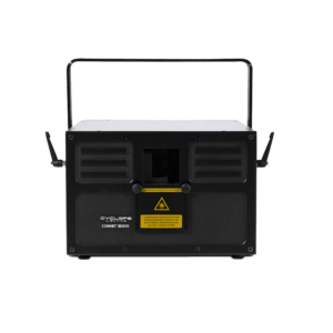 comet 3 000 laser show system with scanner front png